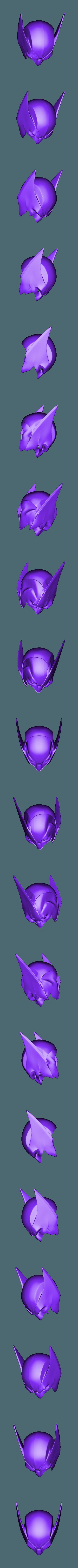 Longear.stl Download STL file Wolverine Mask • 3D printable model, VillainousPropShop