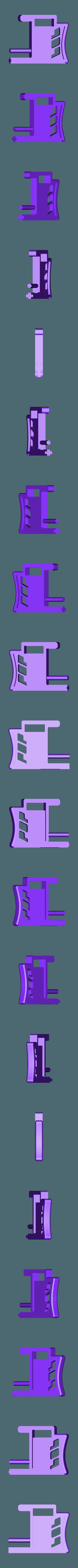 LnL trigger.stl Download free STL file Nerf Lock n' Load Trigger • 3D printable template, popatachi
