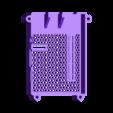 RTS-COVER-SLOTTED.STL Télécharger fichier STL gratuit Raspberry Pi Étui officiel pour écran tactile Raspberry Pi • Modèle pour imprimante 3D, mkellsy