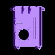 RTS-COVER-30FAN-BLANK.STL Télécharger fichier STL gratuit Raspberry Pi Étui officiel pour écran tactile Raspberry Pi • Modèle pour imprimante 3D, mkellsy