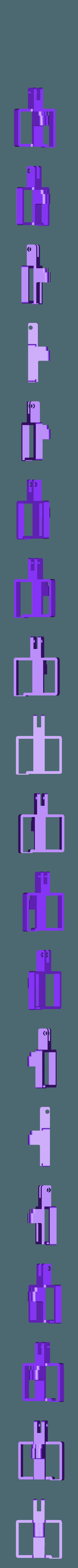 Dial Holder Master-03.STL Download free STL file CR-10 Dial Indicator Mount • 3D printer model, Trikonics
