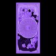 37.STL Télécharger fichier STL gratuit cadre de décoration d'objet d'art • Plan pour impression 3D, 3DPrinterFiles