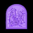 1.stl Télécharger fichier STL gratuit Naissance de Jésus avec Marie et Joseph • Objet imprimable en 3D, 3DPrinterFiles