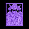 1.stl Télécharger fichier STL gratuit Jésus anges et saints • Plan imprimable en 3D, 3DPrinterFiles