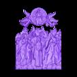 2.stl Télécharger fichier STL gratuit Jésus anges et saints • Plan imprimable en 3D, 3DPrinterFiles