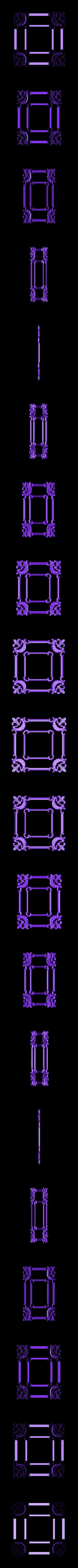 15.stl Télécharger fichier STL gratuit cadre artistique • Plan imprimable en 3D, 3DPrinterFiles