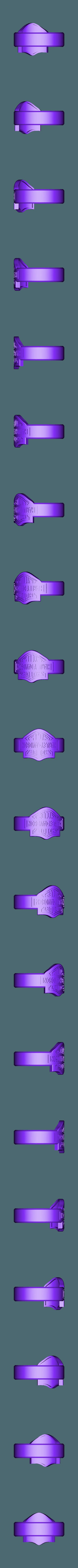 3.stl Télécharger fichier STL gratuit Bague Harley Davidson • Modèle pour imprimante 3D, 3DPrinterFiles
