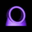 101.stl Download free STL file Batman ring vintage old logo • 3D printing object, 3DPrinterFiles