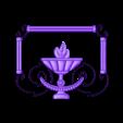 2.STL Télécharger fichier STL gratuit cadre renaissance médiévale à décor moulure en moulure • Modèle pour imprimante 3D, 3DPrinterFiles