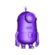 minion_impresion.obj Download free OBJ file Minion • 3D printable object, Overchamy