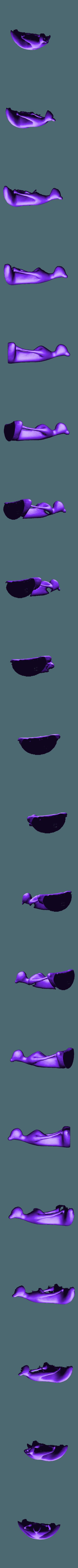 Zen_Sculpture.stl Download free STL file Zen / Yoga Sculpture • 3D printer template, spofff