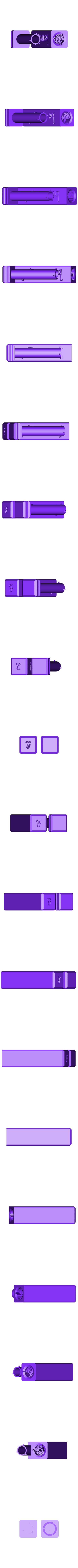 all-lottery-ticket-hard.stl Télécharger fichier STL gratuit Lottery ticket gift box • Plan imprimable en 3D, RevK