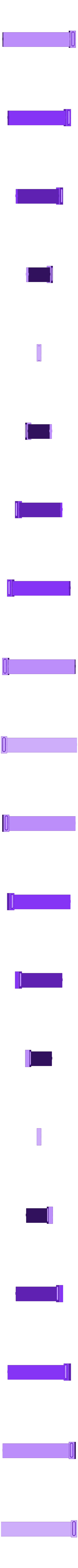 Speed Loader- Plunger 30 Round.stl Télécharger fichier STL gratuit Chargeur rapide AR-15 • Objet pour impression 3D, DraftingJake