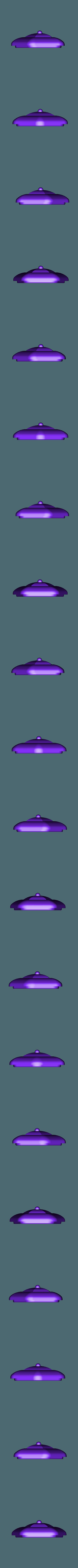 Couvercle.stl Télécharger fichier STL gratuit Boite à bijoux pour la Saint Valentin ! • Plan à imprimer en 3D, cedland