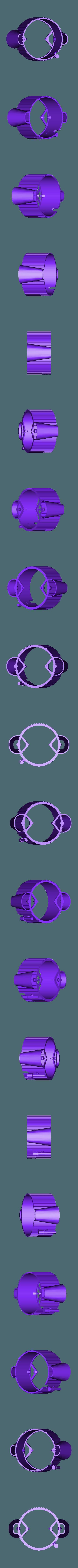 17 silver.stl Download free STL file mercury atlas MA6 friendship 7 • 3D print object, theamphioxus