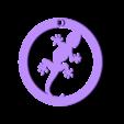 gecko.stl Download STL file gecko • 3D printer model, robinwood87cnc