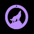 loup.stl Download STL file wolf • 3D print model, robinwood87cnc