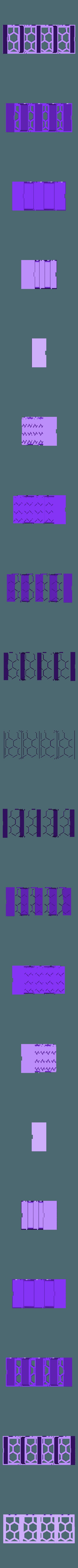 Card_tray_-_small_cards_v2.0.stl Télécharger fichier STL gratuit Plateau de carte d'envahisseur de Zombicide • Plan à imprimer en 3D, gthanatos