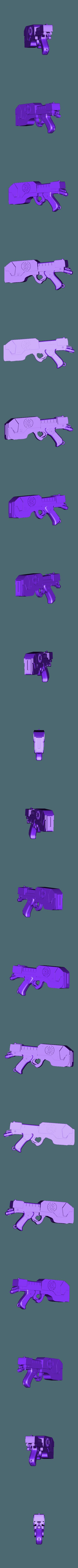 Pistola Elemental.stl Télécharger fichier STL gratuit Element Gun Gun Star-Lord • Design imprimable en 3D, 3Dimpact