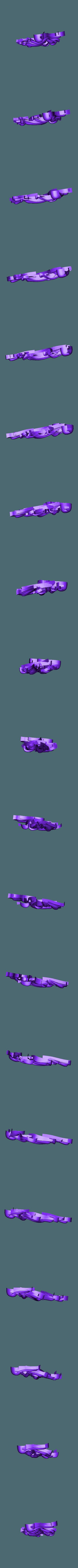 2.STL Télécharger fichier STL gratuit chaise renaissance • Plan pour imprimante 3D, 3DPrinterFiles