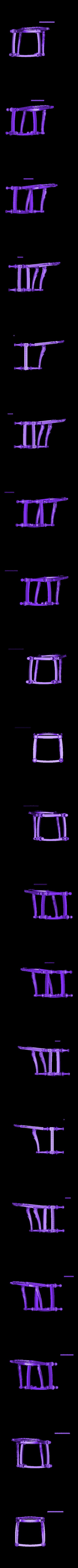 003.stl Télécharger fichier STL gratuit chaise renaissance • Plan pour imprimante 3D, 3DPrinterFiles