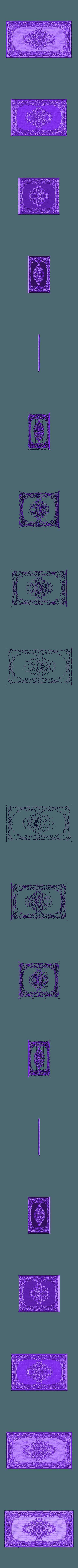 441.stl Télécharger fichier STL gratuit Couverture de livre art médiéval • Plan à imprimer en 3D, 3DPrinterFiles