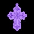 10.stl Download free STL file Cross • 3D printing model, 3Dprintablefile