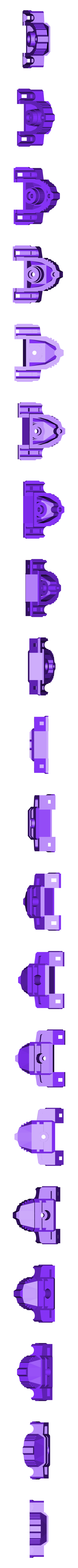 Head2.stl Download STL file KO TFC Uranos Upgrade Kit IDW Ver • 3D printer object, Toymakr3D