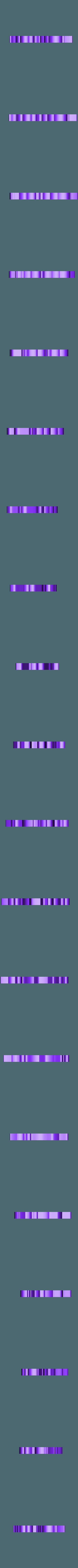 unicorn3.stl Download STL file  8 X UNICORN COOKIE CUTTER • Object to 3D print, mariospeed