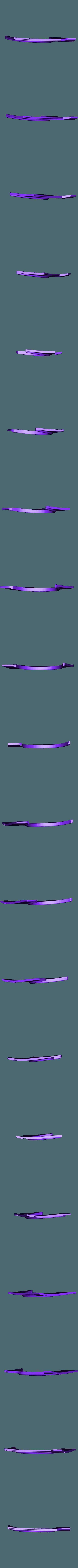 front_wing_L.STL Download STL file Lada Niva  • 3D printing template, serega1337