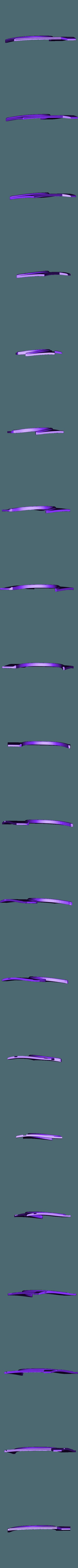 front_wing_R.STL Download STL file Lada Niva  • 3D printing template, serega1337