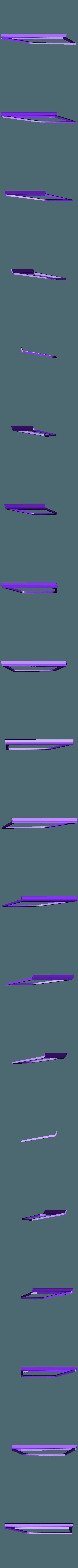 door_up_R.STL Download STL file Lada Niva  • 3D printing template, serega1337