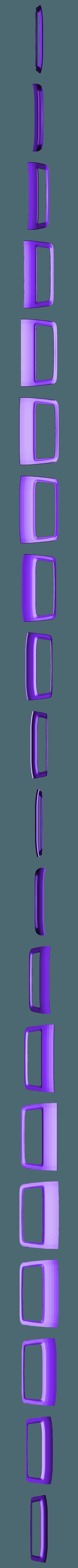 back_door.STL Download STL file Lada Niva  • 3D printing template, serega1337