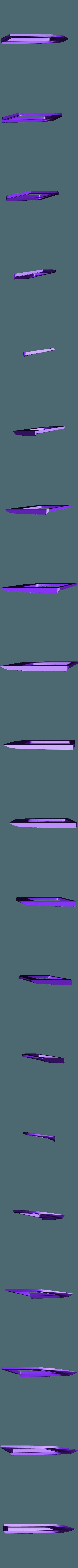 rear_window_L.STL Download STL file Lada Niva  • 3D printing template, serega1337