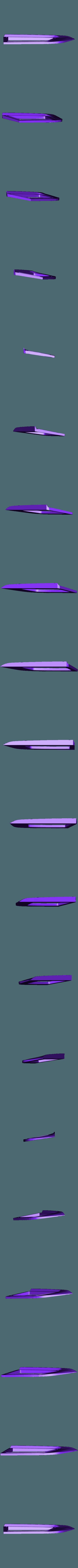 rear_window_R.STL Download STL file Lada Niva  • 3D printing template, serega1337