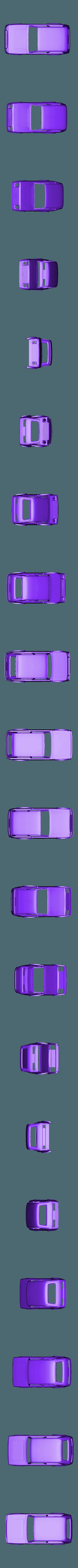 niva full.stl Download STL file Lada Niva  • 3D printing template, serega1337