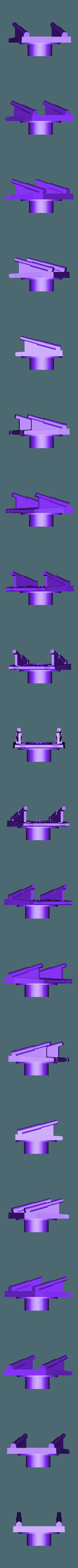 Pen holder_turntable_part3_M.stl Download STL file Missiles Launcher Pen & Pencil holder • Design to 3D print, 3dprintlines