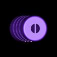 spiroll.stl Download free STL file SpiRoll • Design to 3D print, ScooterPDX