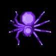 TortureSpiderEasy.stl Download free STL file Torture Spider, 3D-printer torture test - overhangs - cooling - retraction • 3D printing design, printingotb