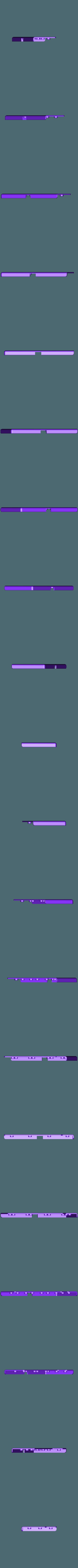 CR-10 Wire Deflector-02.STL Download free STL file CR-10 Wire Harness Wear Plate • 3D printer template, Trikonics