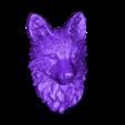 446.stl Télécharger fichier STL gratuit belle sculpture de chien • Plan à imprimer en 3D, STLmodelforfree