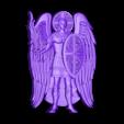 1.stl Download free STL file warrior • Template to 3D print, STLmodelforfree