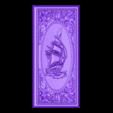 nardy3.stl Download free STL file frame renaissance ship boat cnc • 3D printer model, STLmodelforfree