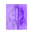 9.stl Download free STL file warrior sword • 3D print design, STLmodelforfree