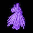 6.stl Download free STL file jesus christ cnc frame art • 3D printable template, STLmodelforfree