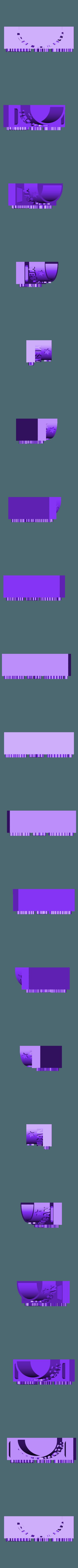 YYCcaddy.stl Télécharger fichier STL gratuit #XYZCHALLENGE • Modèle pour imprimante 3D, ED2014