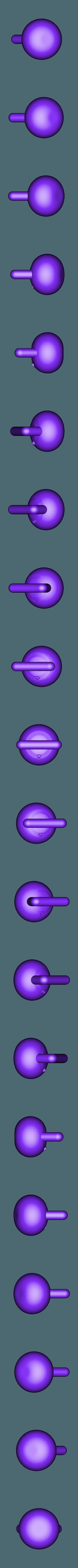 pesa griega.STL Download free STL file kettlebell or russian weight / pesa rusa • 3D printing object, allv