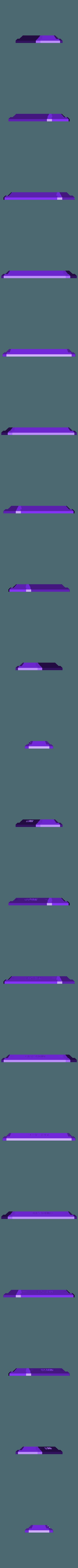 Pied.stl Télécharger fichier STL gratuit Apex Legends Logo with Stand • Design à imprimer en 3D, cedland