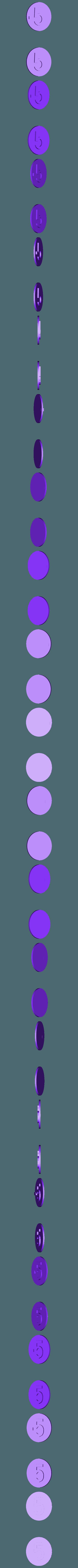 5.stl Télécharger fichier STL gratuit calendrier et ses résolutions  • Plan à imprimer en 3D, catf3d