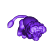 Sitting Lion.stl Download free OBJ file Sitting Lion • 3D printing template, Pza4Rza